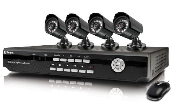 Зачем нужен видеорегистратор для видеонаблюдения